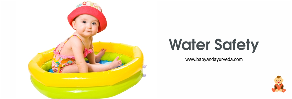 Baby Water safety