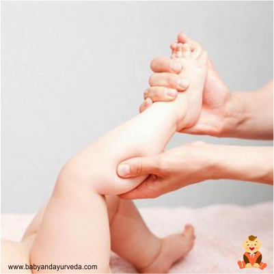baby-Legs-massage-tips