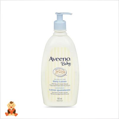 Aveeno-baby-Lotion