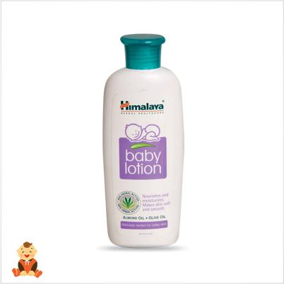 Himalaya-Baby-lotion