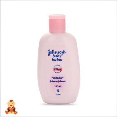 Johnsons-Baby-lotion