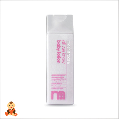 Mothercare-Baby-Lotion